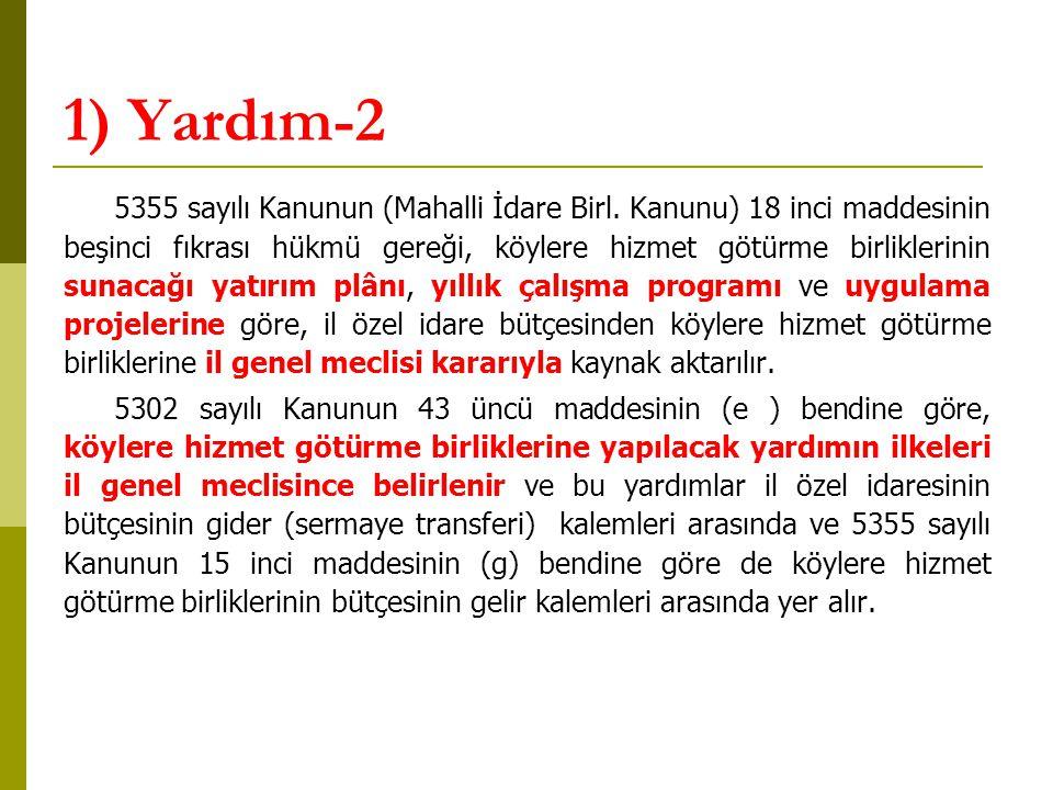 1) Yardım-2