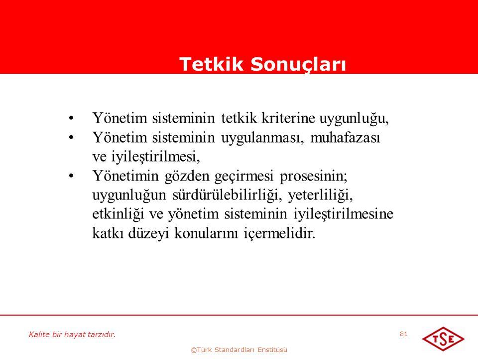 ©Türk Standardları Enstitüsü
