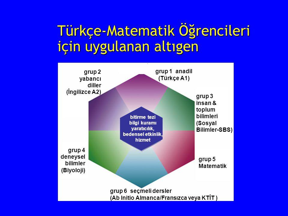 bitirme tezi bilgi kuramı yaratıcılık, bedensel etkinlik, hizmet