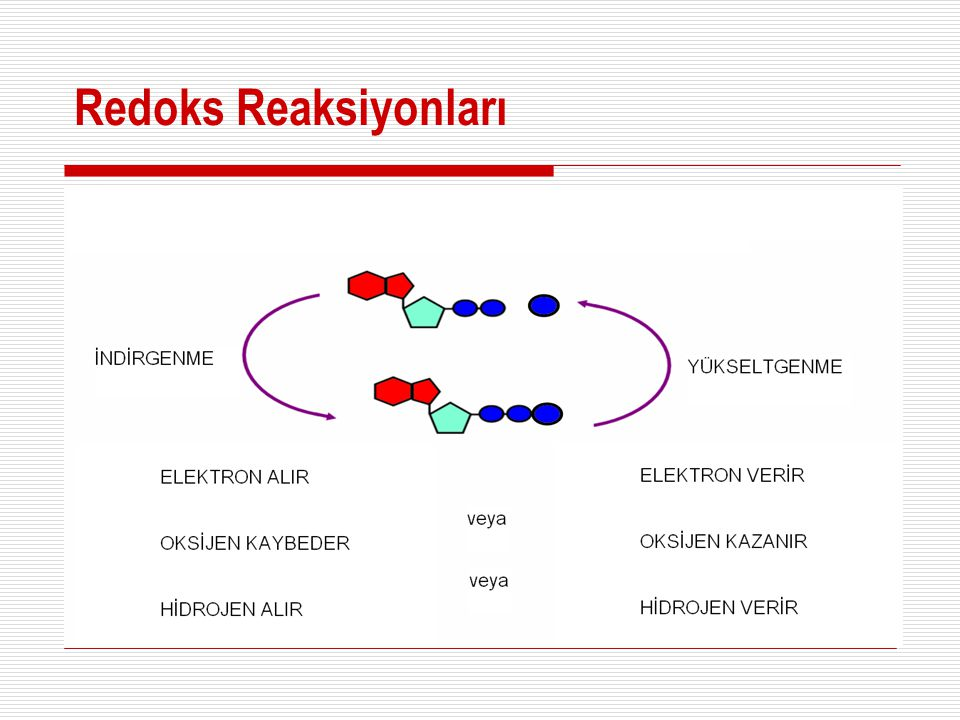 Redoks Reaksiyonları