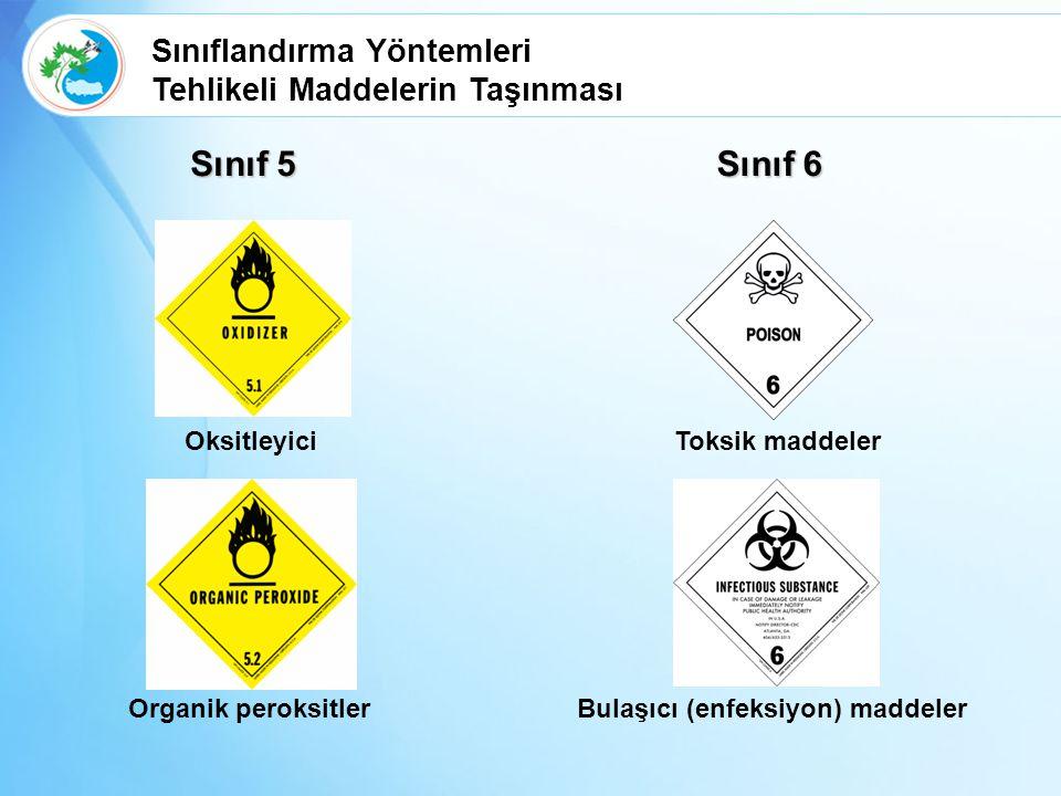 Bulaşıcı (enfeksiyon) maddeler