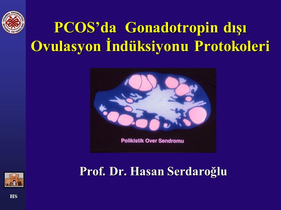PCOS'da Gonadotropin dışı Ovulasyon İndüksiyonu Protokoleri