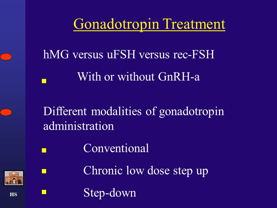 Gonadotropin Treatment