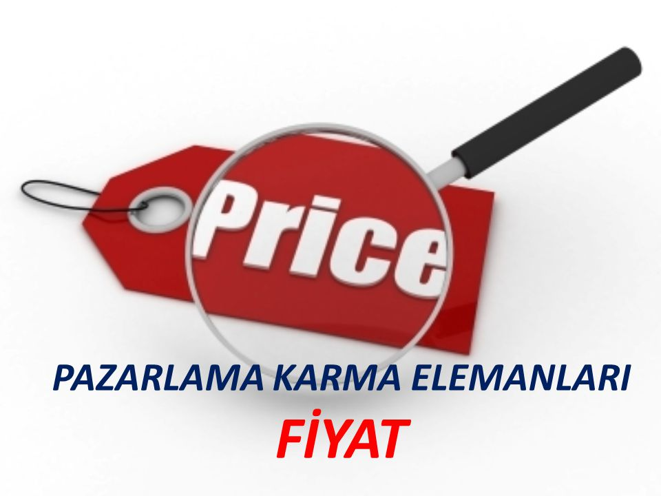 PAZARLAMA KARMA ELEMANLARI FİYAT