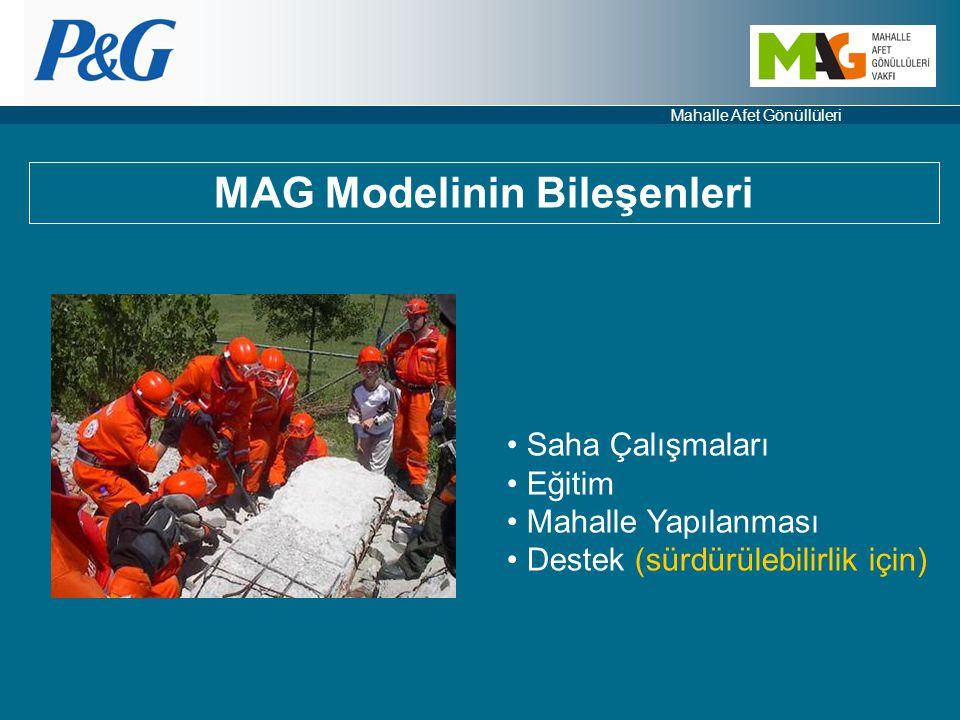 MAG Modelinin Bileşenleri