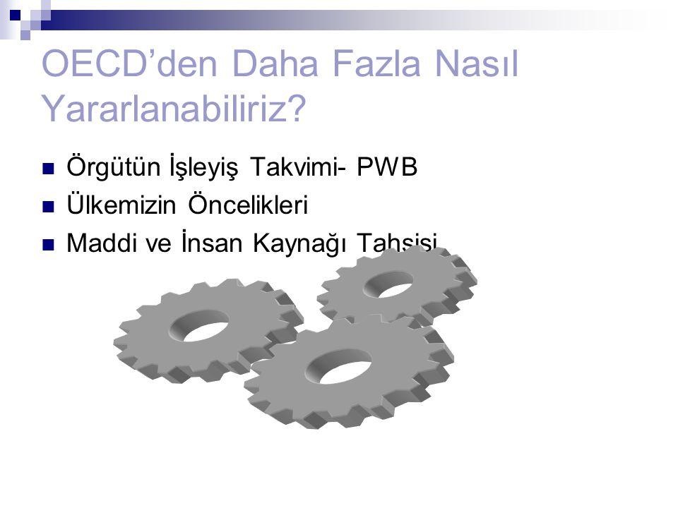 OECD'den Daha Fazla Nasıl Yararlanabiliriz