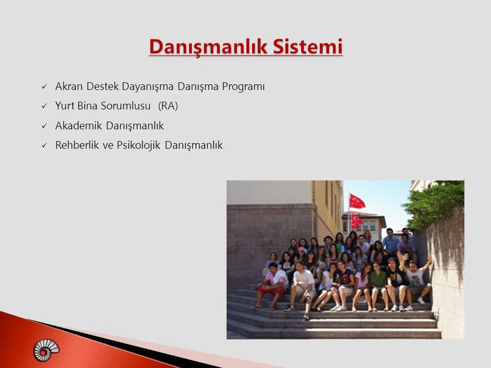 Danışmanlık Sistemi Akran Destek Dayanışma Danışma Programı