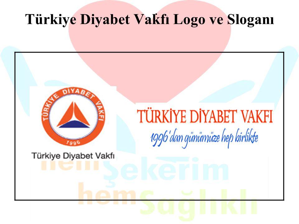Türkiye Diyabet Vakfı Logo ve Sloganı