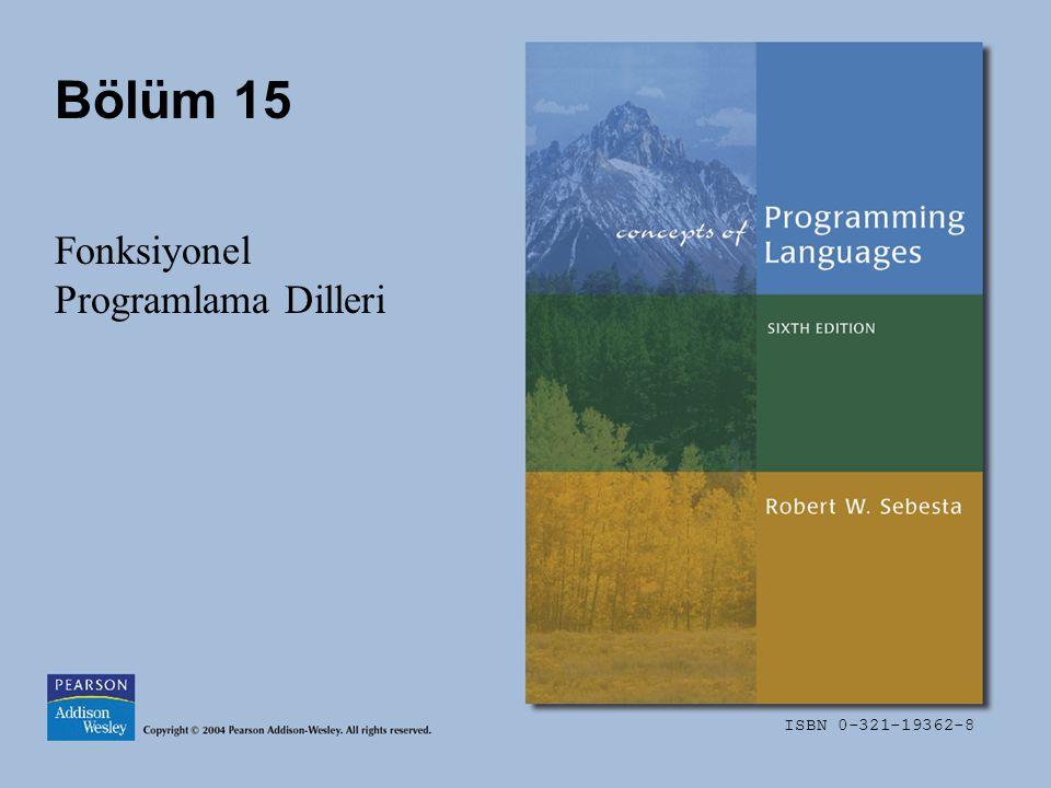 Fonksiyonel Programlama Dilleri