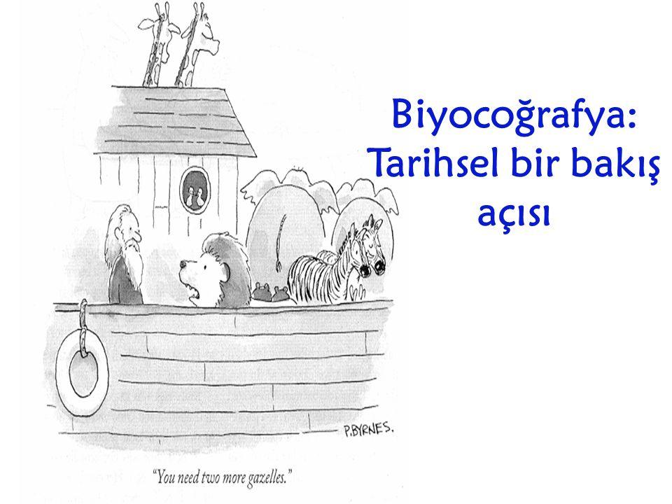 Biyocoğrafya: Tarihsel bir bakış açısı