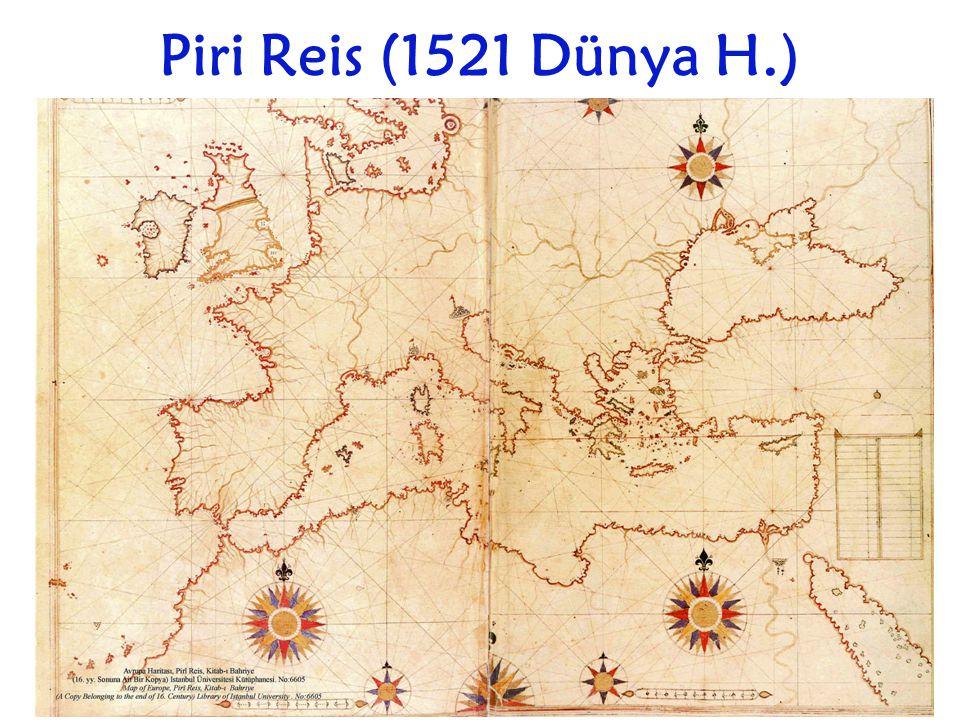Piri Reis (1521 Dünya H.)