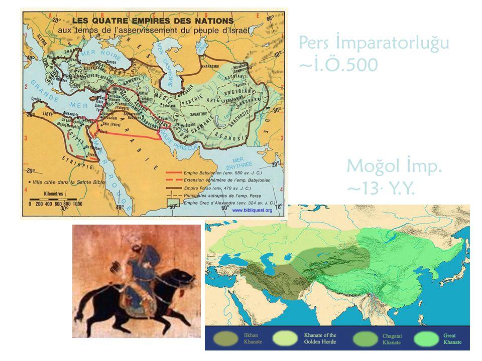 Pers İmparatorluğu ~İ.Ö.500