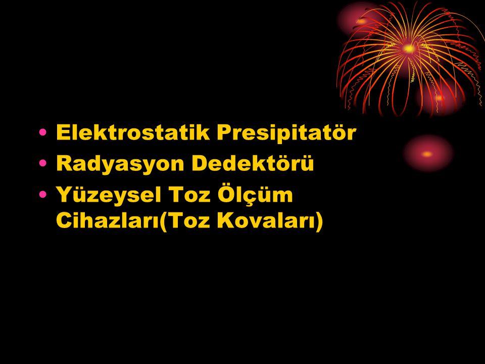 Elektrostatik Presipitatör