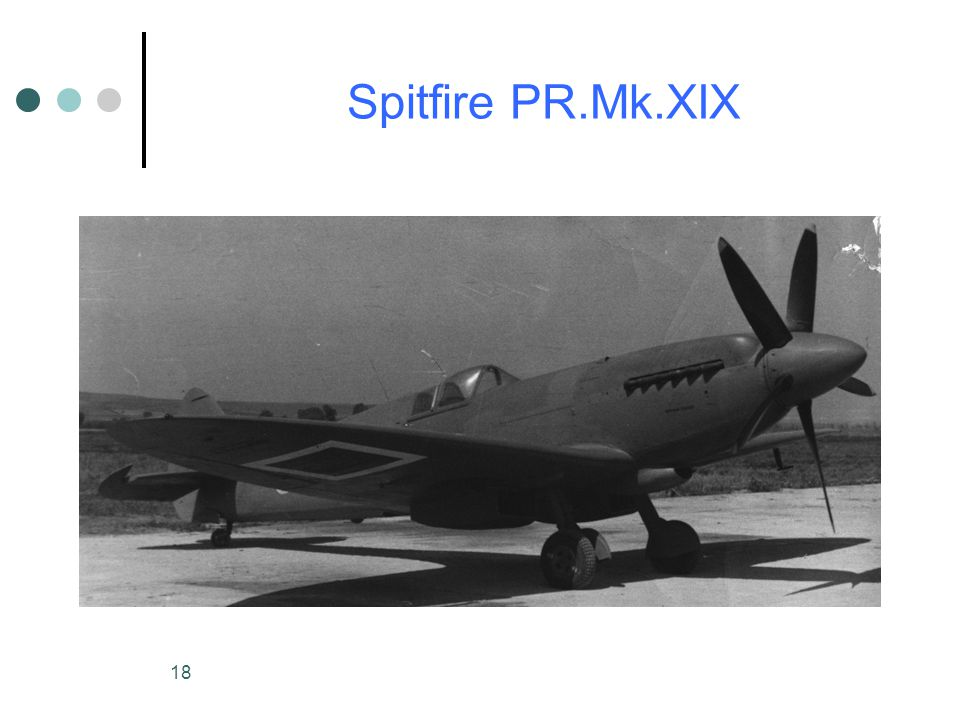 Spitfire PR.Mk.XIX