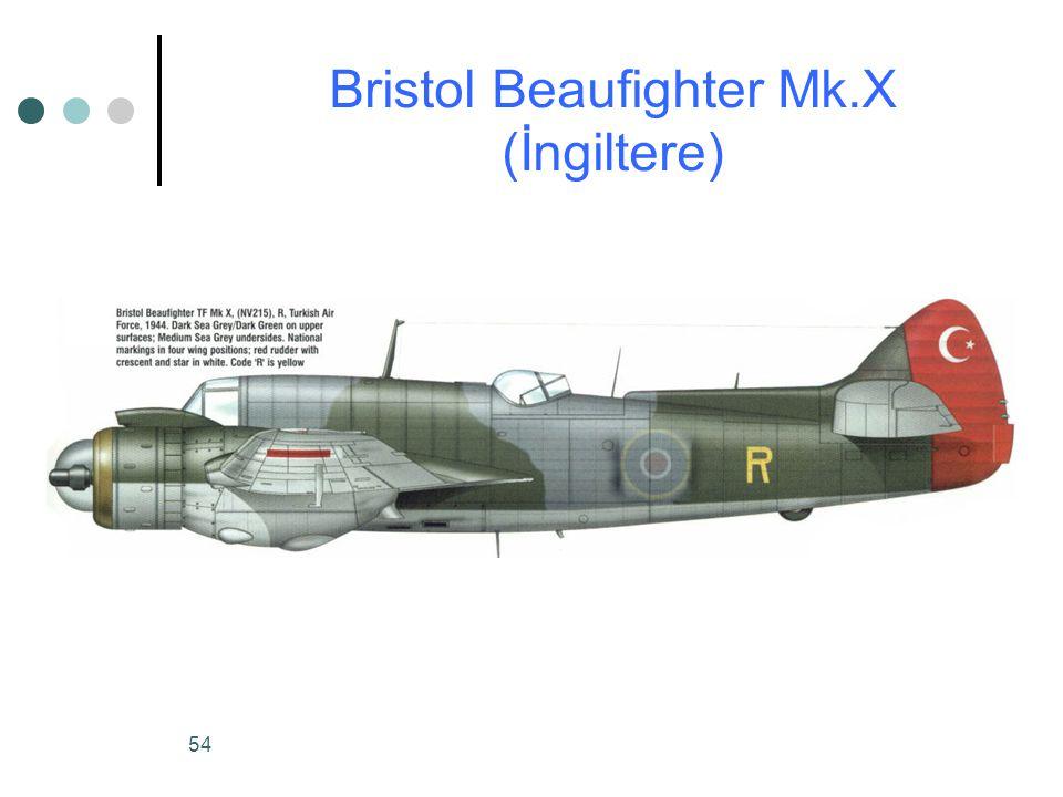 Bristol Beaufighter Mk.X (İngiltere)