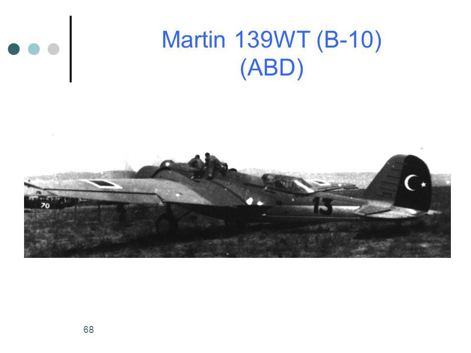 Martin 139WT (B-10) (ABD)