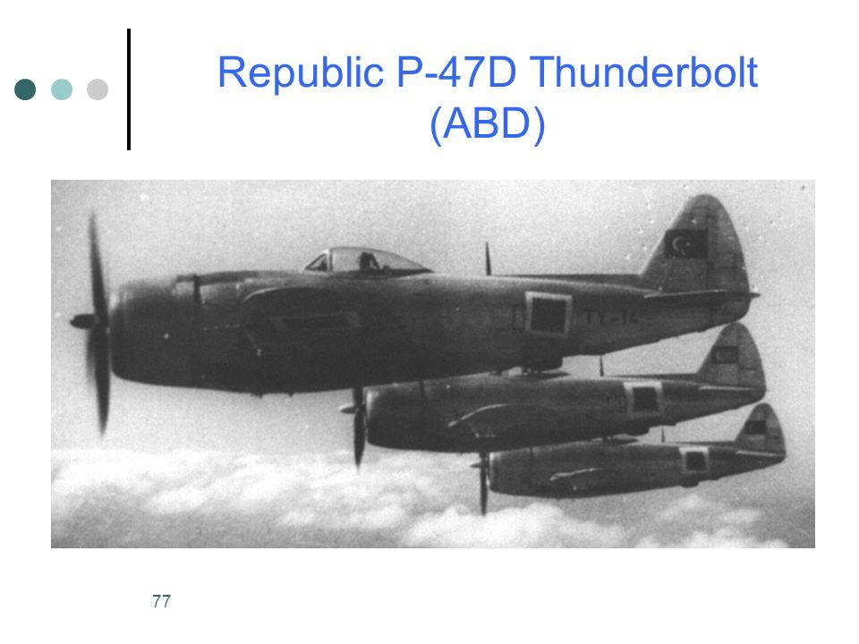 Republic P-47D Thunderbolt (ABD)