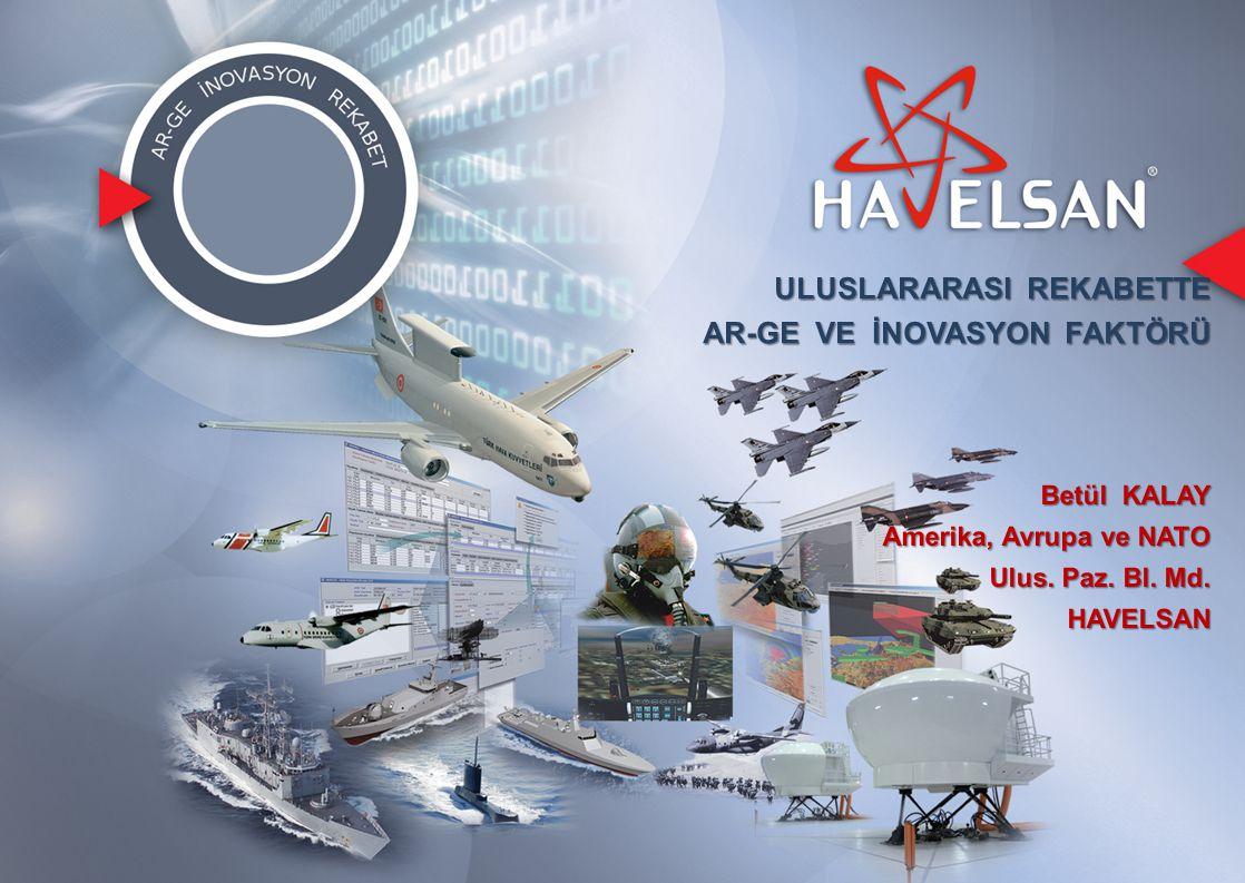 UluslararAsI Rekabette Ar-Ge ve İnovasyon Faktörü