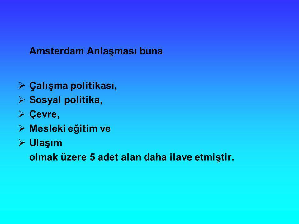 Amsterdam Anlaşması buna