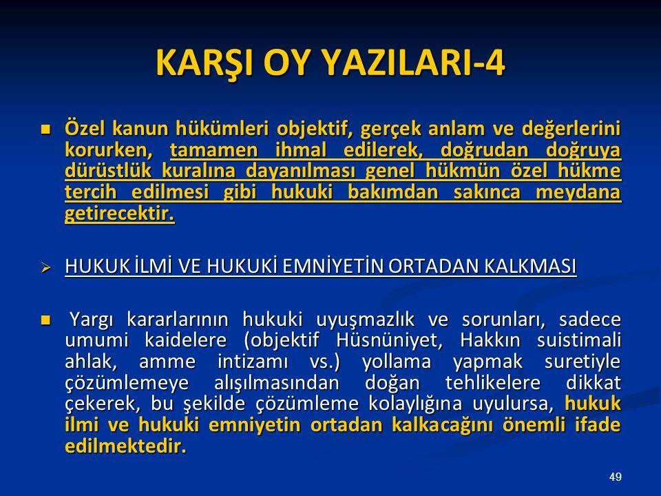 KARŞI OY YAZILARI-4