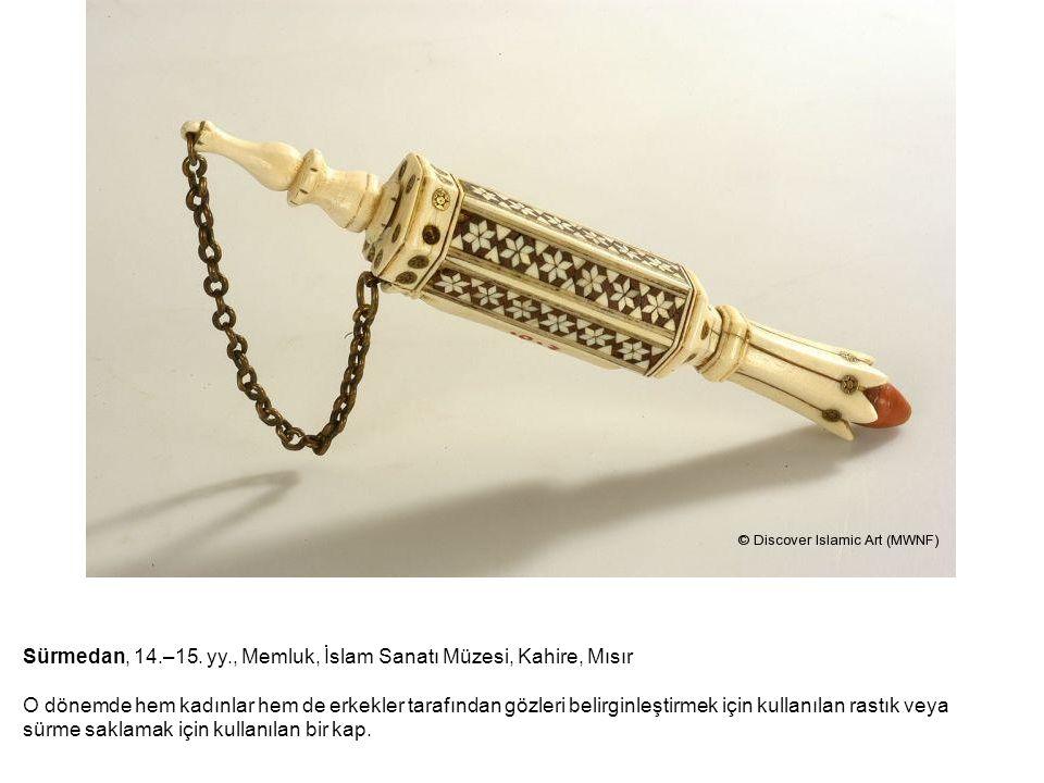 Sürmedan, 14.–15. yy., Memluk, İslam Sanatı Müzesi, Kahire, Mısır