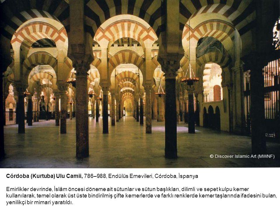 Córdoba (Kurtuba) Ulu Camii, 786–988, Endülüs Emevileri, Córdoba, İspanya