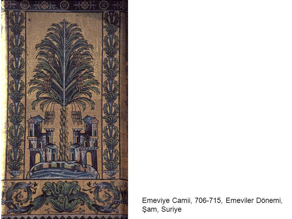 Emeviye Camii, 706-715, Emeviler Dönemi,