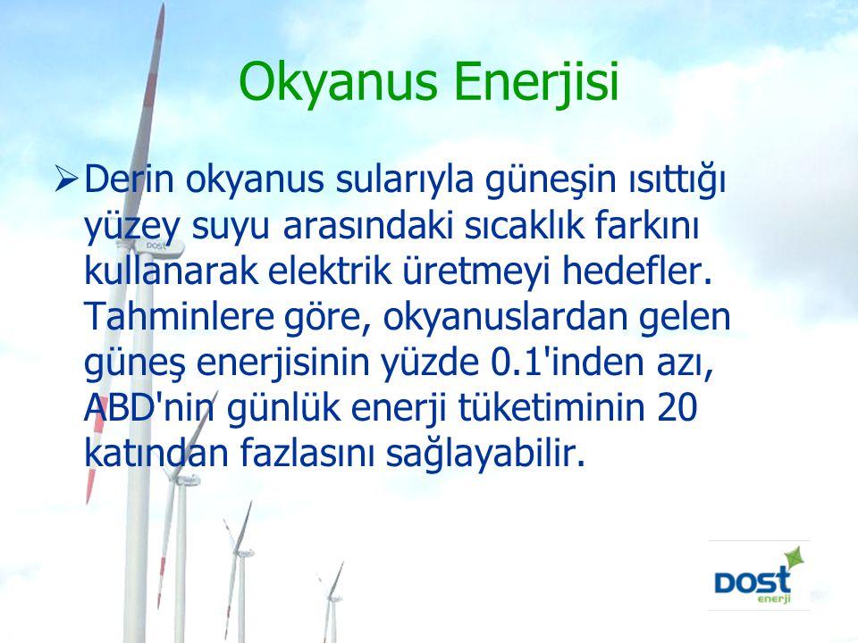 Okyanus Enerjisi