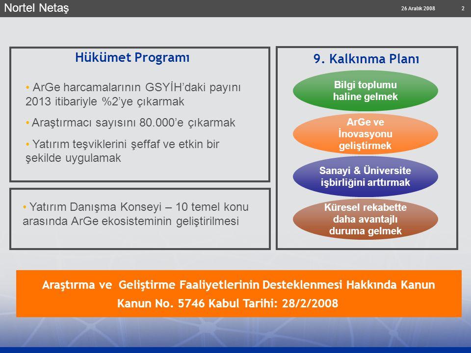 Hükümet Programı 9. Kalkınma Planı