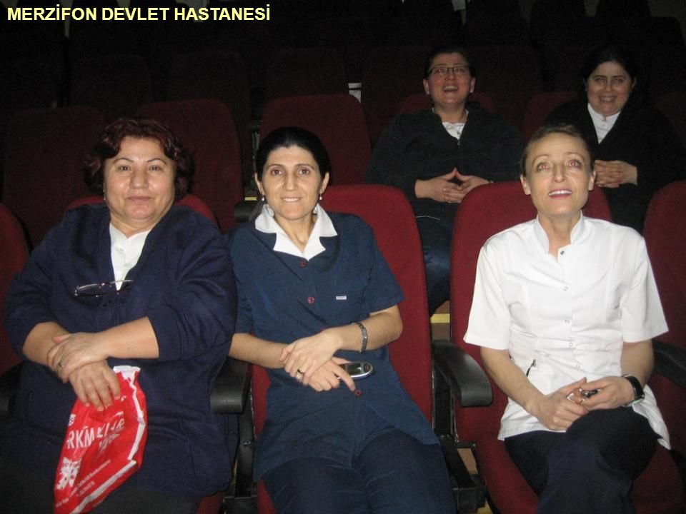 MERZİFON DEVLET HASTANESİ