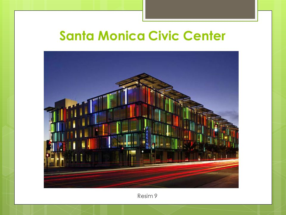 Santa Monica Civic Center
