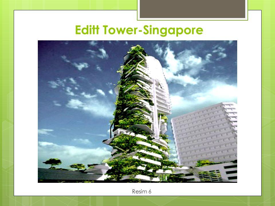 Editt Tower-Singapore