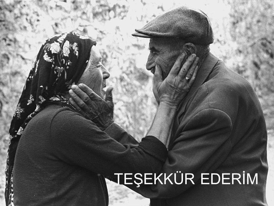 Orman Köylüsünün yanında 40. yıl TEŞEKKÜR EDERİM