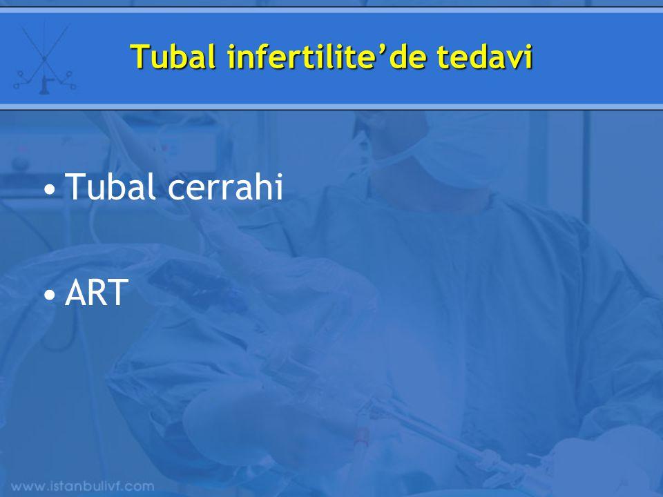 Tubal infertilite'de tedavi