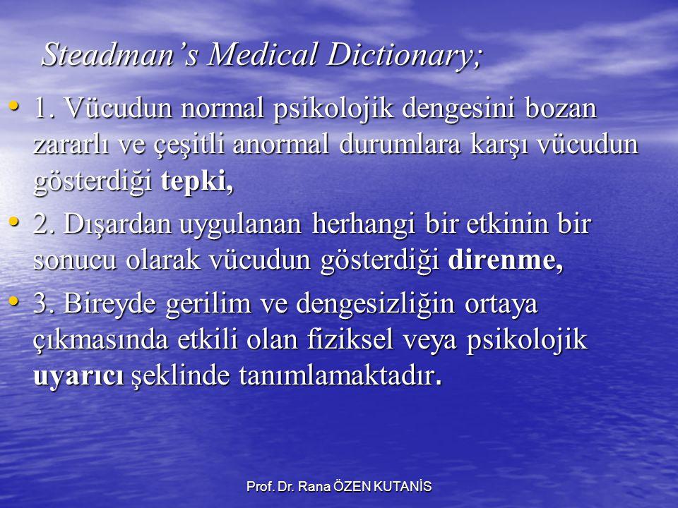 Steadman's Medical Dictionary;