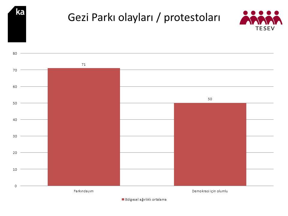 Gezi Parkı olayları / protestoları