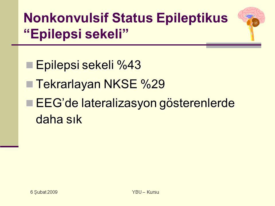 Nonkonvulsif Status Epileptikus Epilepsi sekeli