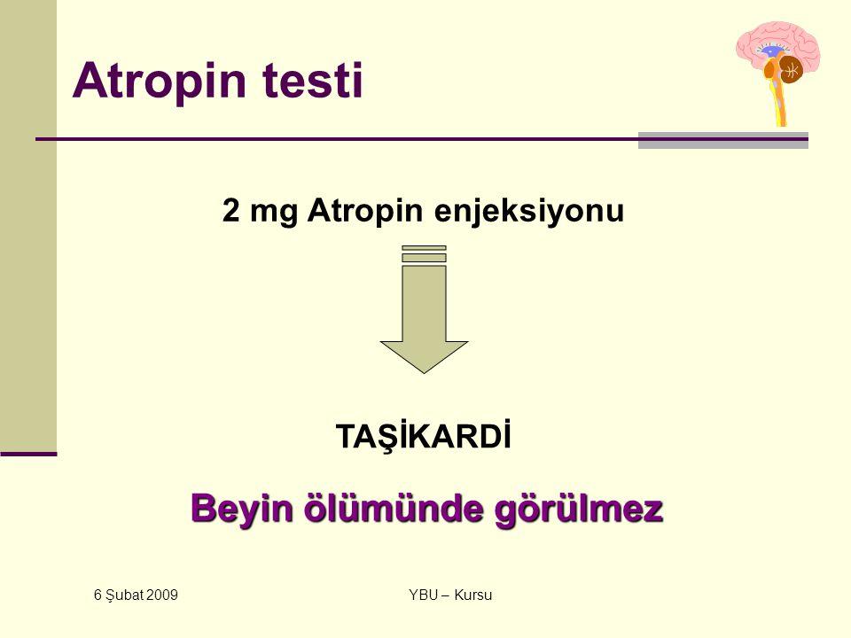 2 mg Atropin enjeksiyonu