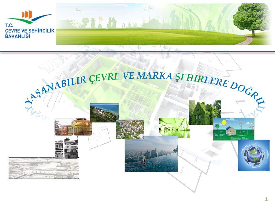 Yaşanabilir Çevre ve Marka Şehirlere Doğru