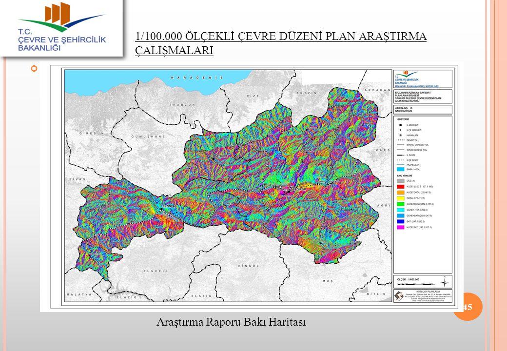 Araştırma Raporu Bakı Haritası