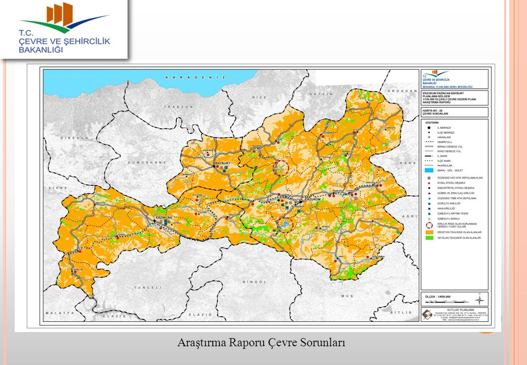 Araştırma Raporu Çevre Sorunları