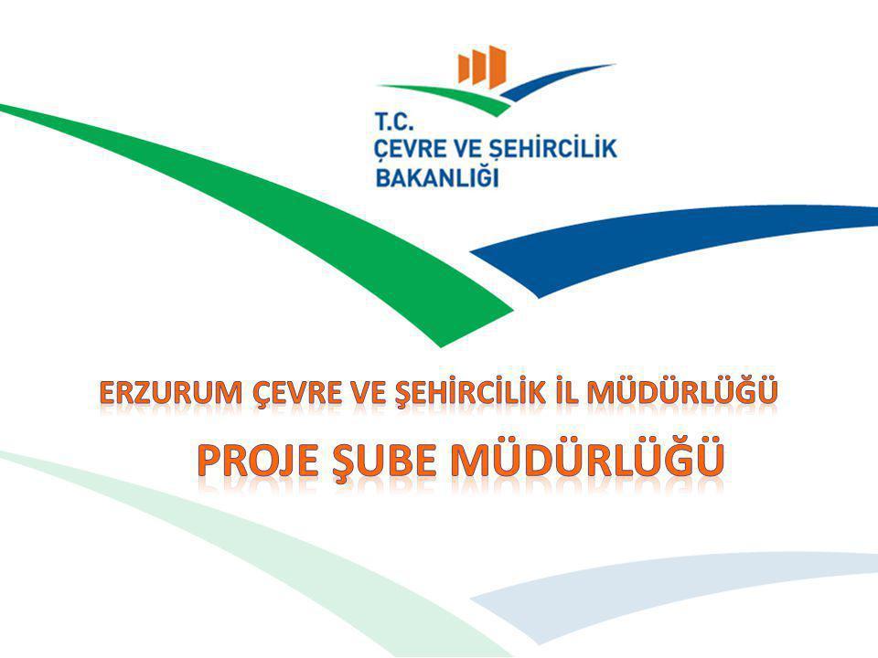 Erzurum çevre ve şehİrcİlİk İl müdürlüğü