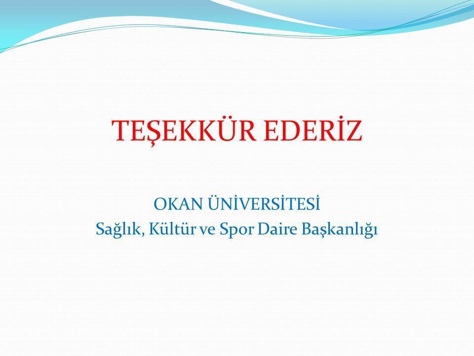 Sağlık, Kültür ve Spor Daire Başkanlığı