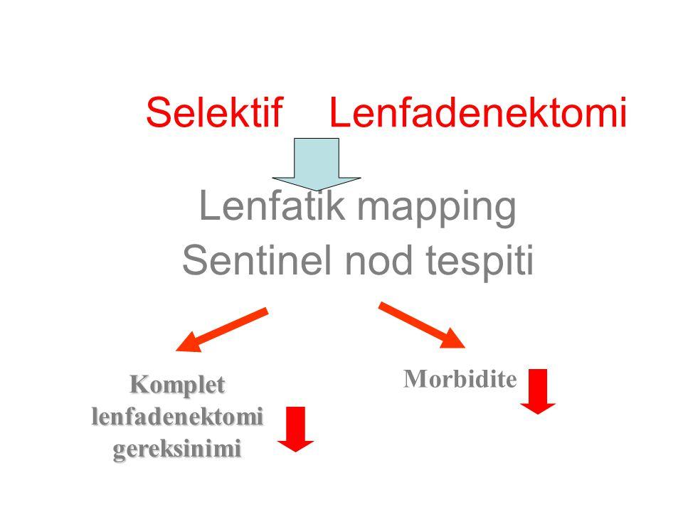 Selektif Lenfadenektomi