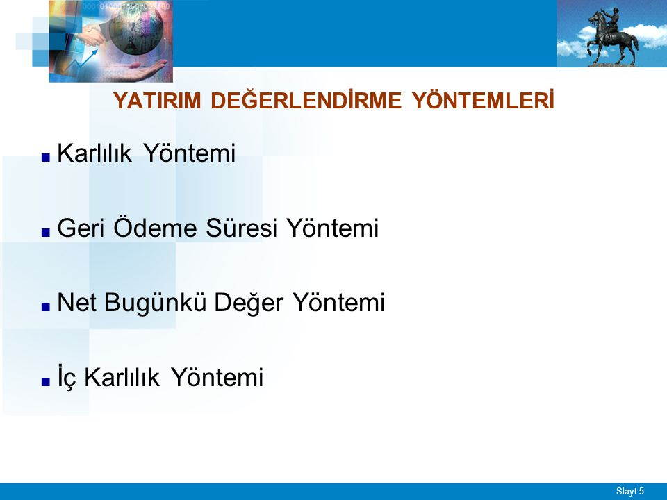 1-KARLILIK YÖNTEMİ F F R = Re = I Q