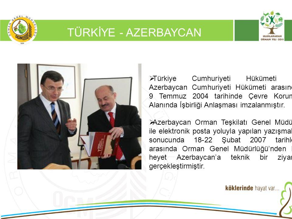 TÜRKİYE - AZERBAYCAN Kurumsal Kimlik