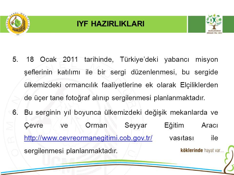 IYF HAZIRLIKLARI