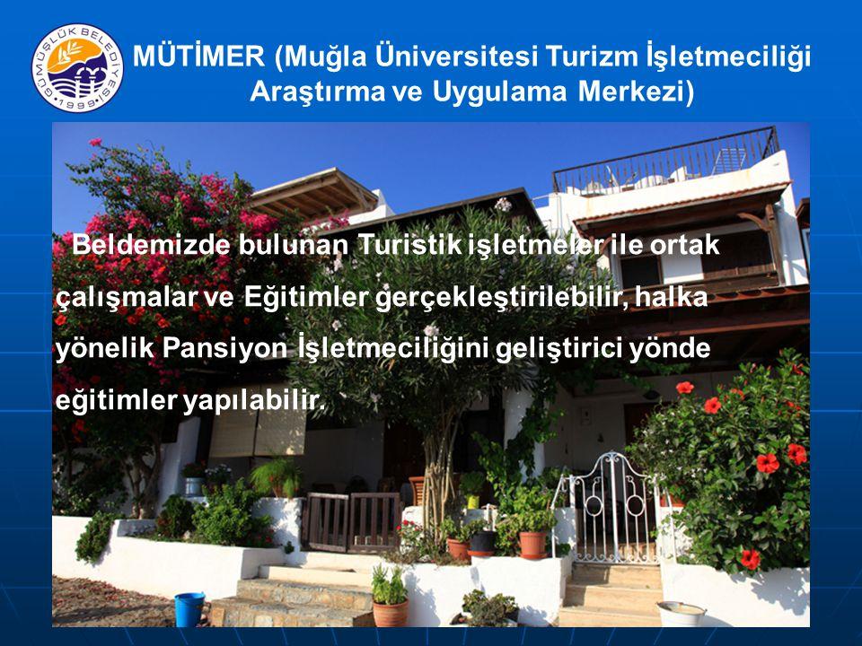 MÜTİMER (Muğla Üniversitesi Turizm İşletmeciliği