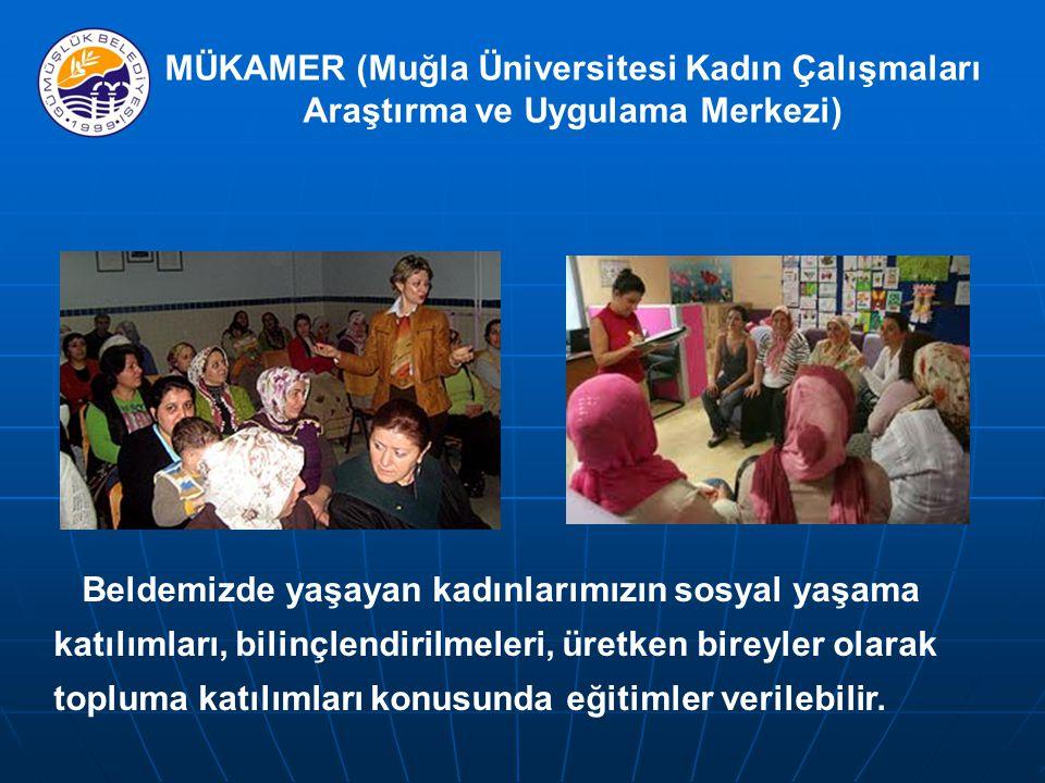 MÜKAMER (Muğla Üniversitesi Kadın Çalışmaları