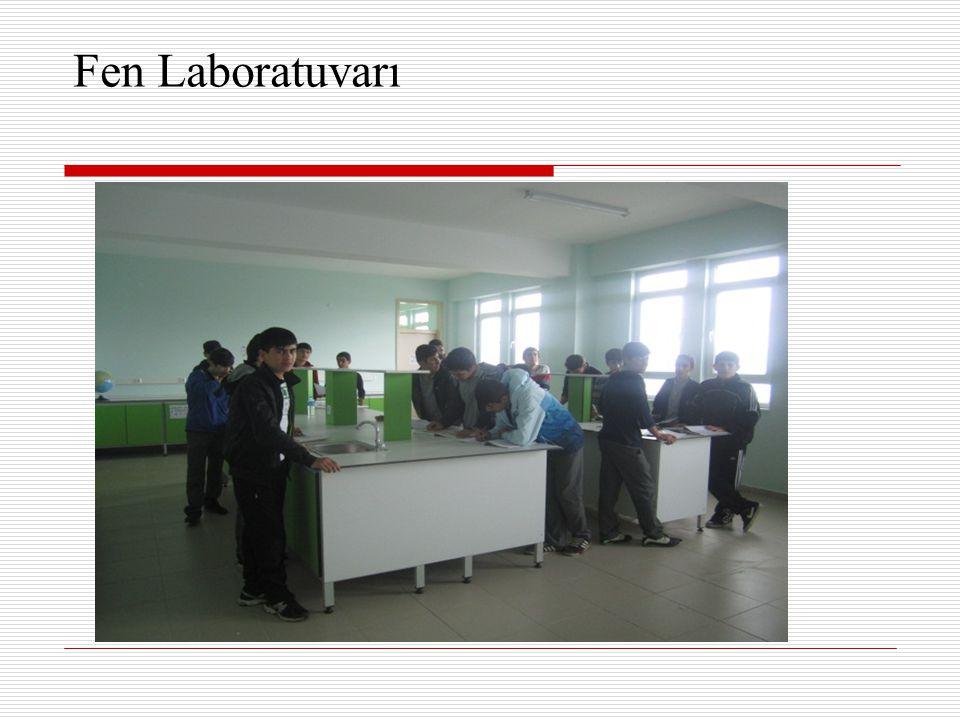 Fen Laboratuvarı